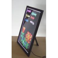 China 60 * 40cm Twinkle type outdoor led signs for business with remote controller on sale