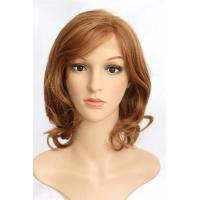 China Short Human Hair Front Lace Wigs For Black Women , Braided Full Lace Wigs on sale
