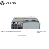 Quality Mobile Communication Vertiv Netsure 531 A31 Integrated 48V DC Power System for sale