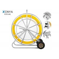 China Wheeled Duct Rodder Cable Rod Helps Cable & Wire Placing in Ducts on sale