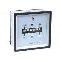 Buy cheap Single Row Vibrating Reed Analogue Meter from wholesalers