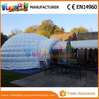Buy cheap Popular Inflatable Igloo Tent Hotsale Igloo Camping Tent Inflatable Dome On Sale product