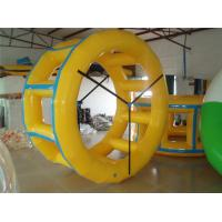 Quality Water Park Toy Inflatable Water Running Circle Inflatable Water Parks Games for sale