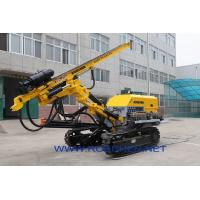 China Solar Pile Hole Drilling Rig Machine , Rotary Drilling Rig For Engineering Projects on sale