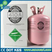 Quality Cooling System chemicals gas r410a refrigerant for sale