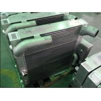 Quality Water To Oil Construction Machinery Combined Cooler of Plate And Fin for sale
