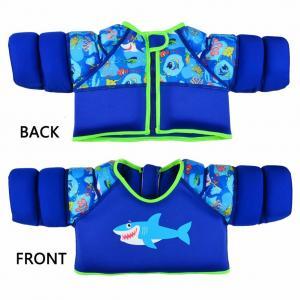 China 0.8-1mm Neoprene Swimming Jacket For Child  / Watersports Swim Vest on sale