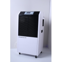 China Commercial Grade Basement Dehumidifier 138L / Day , Wind Dehumidifier For Container Homes on sale