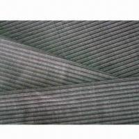 Quality Corduroy Fabric with Frost Finish for sale