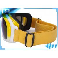 Quality PC Dual Lens Reflective Designed Womens Ski Goggles For Outdoor for sale