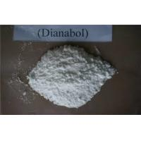 Quality White Oral Anabolic Steroids Dbol / Dianabol Methandienone Powder CAS 72-63-9 for sale