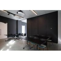 Quality Hanging System Accordion Sliding Wall Panels Philippines Aluminum Frame for sale