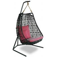 Quality TF-9704 Modern swing chair/rattan furniture-egg swing chair for sale