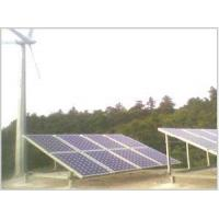 Quality 10kw Wind Generator,3kw Panels Hybrid System for sale