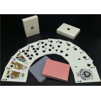 China Germany Black Core Casino Playing Cards Printed Personalised Deck of Playing Cards on sale