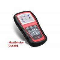 Quality Online Update Autel Diagnostic Scanner MaxiService OLS301 Oil Light And Service Reset Tool for sale