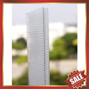 China Honeycomb polycarbonate sheet,PC sheet on sale
