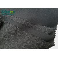 Quality Polyester Viscose Woven Interlining Brushed Twill Interlining Eco - Friendly for sale