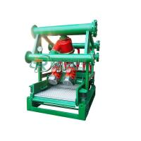 China Reliable Drilling Fluids Equipment Mud Cleaning Systems with 20nos Desilter on sale