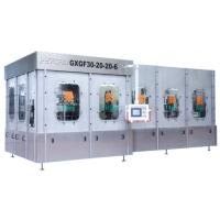 Quality Aseptic Pulp Juice Filling Machine for PET PVC PP or Glass Bottle 4 In 1 Unit for sale