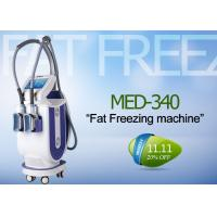 Quality Safety Cryolipolysis Fat Freeze Slimming Machine For Cellulite Reduction / Weight Loss for sale