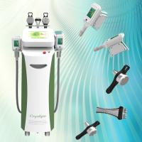 Quality Promotional price!! Powerful 5 in 1 cryolipolysis cool body sculpting cryotherapy machine for sale