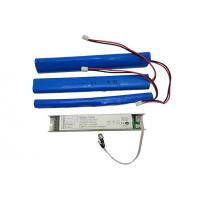 Quality 1-45W LED Emergency Light Power Supply With Li-ion Battery Rechargeable for sale