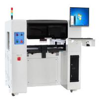 China High Accuracy Smt Pick And Place Machine Rs-1 In Led Lighting Production Line on sale
