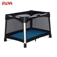 China Wholesale Folding Baby Playpen Yard Kids Play Fence for Toddlers on sale
