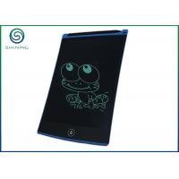 Quality Durable Plastic Electronic LCD Writing Tablet , Erasable Writing Board for sale