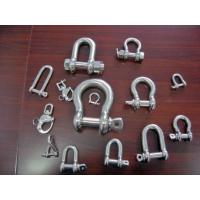 Quality Stainless Steel Shackle Fastener Riggings for sale