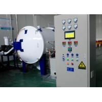 Quality Custom Tungsten Carbide Sintering Furnace PID Intelligent Program Control / Manual Control for sale