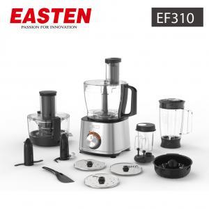 Quality Easten High Speed Multifunctional Food Processor With Blender Jar/ 800W Food Processor EF310 for sale