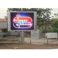 Quality Commercial Outdoor Electronic LED Signs and Displays full color for sale