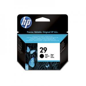 China HP 29 hp29 original Large Black Inkjet Print Cartridge (51629AE) on sale