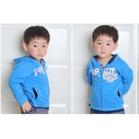Quality Cotton Boutique Childrens Clothing / Sweatshirt Sets For Boys And Grils for sale