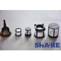 Quality High Volume PP Filter Components Custom Design Various Frame Color Available for sale