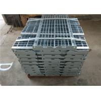 Quality Customized Size Steel Stair Treads Grating Explosion Proof For Industry Floor for sale