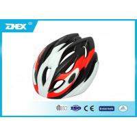 China Wind tunnel Vents Bicycle Helmet , Safety Cycling Helmet Adult Mens , Man Cyclist Bike Helmet on sale