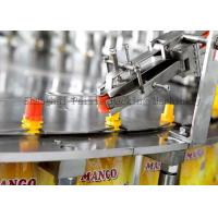 China Stainless Steel Water Pouch Filling Machine Liquid Filling Equipment on sale