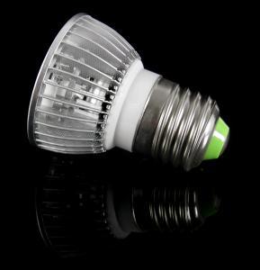 China Warm White AC100 - 240V 4W 2M 160lux 4000K - 4300K Aluminum LED Spot Bulb Lamps on sale