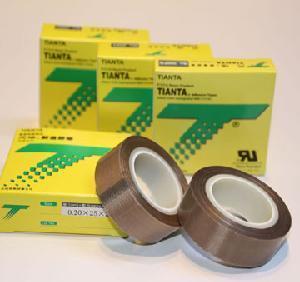 China PTFE Coated Fiberglass Pressure Sensitive Adhesive Tape (T-300FG) on sale