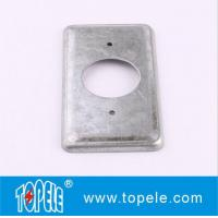 Quality TOPELE Electrical Box Covers 20C3 20C5 Rectangular Outlet Box Covers for sale