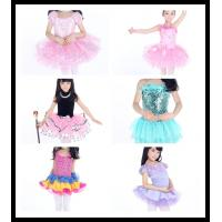 Quality 8000 children ballet tutu cosutmes /Latin dance dress for sale