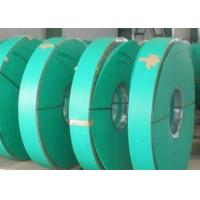 Quality Grade 444 SS Cold Rolled Steel Strip , High Precision Stainless Steel Strip Roll for sale