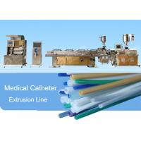 Buy cheap PVC  Medical Tube Hose Pipe Extrusion Line /  PVC Medical Tube Extrusion Production Line product