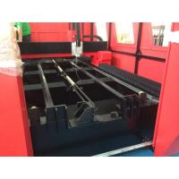 Quality Metal IPG Fiber Laser Cutting Machine for Both Plan Cutting and Surface Trimming for sale