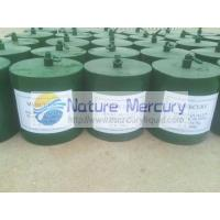 China Mercury (Hg) for Gold Mining/Liquid Mercury Manufacturer/Primary 99.999% Hydrargyrum/Silver White Metallic Mercury on sale