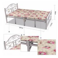 Quality Compact Folding Single Guest Bed , Queen Size Folding Guest Beds For Small Rooms for sale