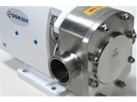 Quality Rotary Lobe Pump With Gear Box for sale